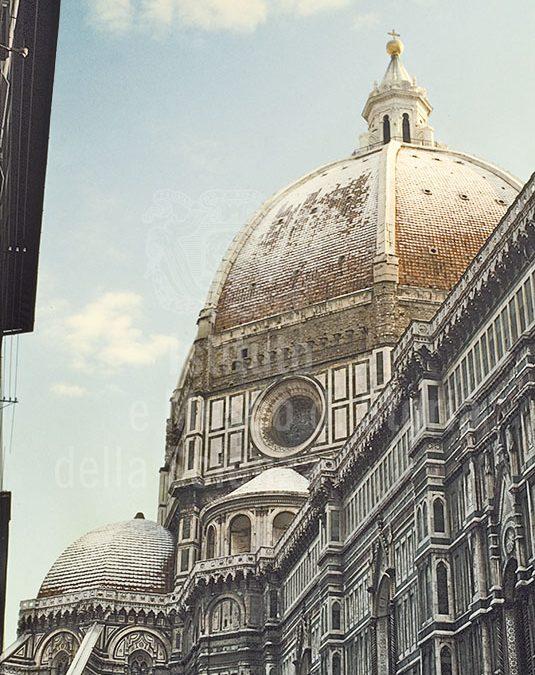 Inverno 2010: Firenze e il silenzio della neve