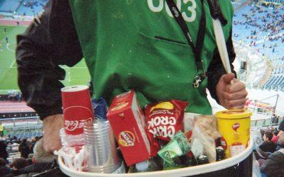 Paolo Rossi, il Billy ed il profumo delle margherite.  Il cibo da Stadio a Firenze negli anni '80